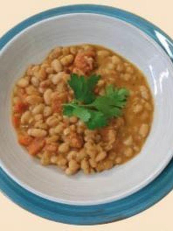 Soupe aux haricots-nl